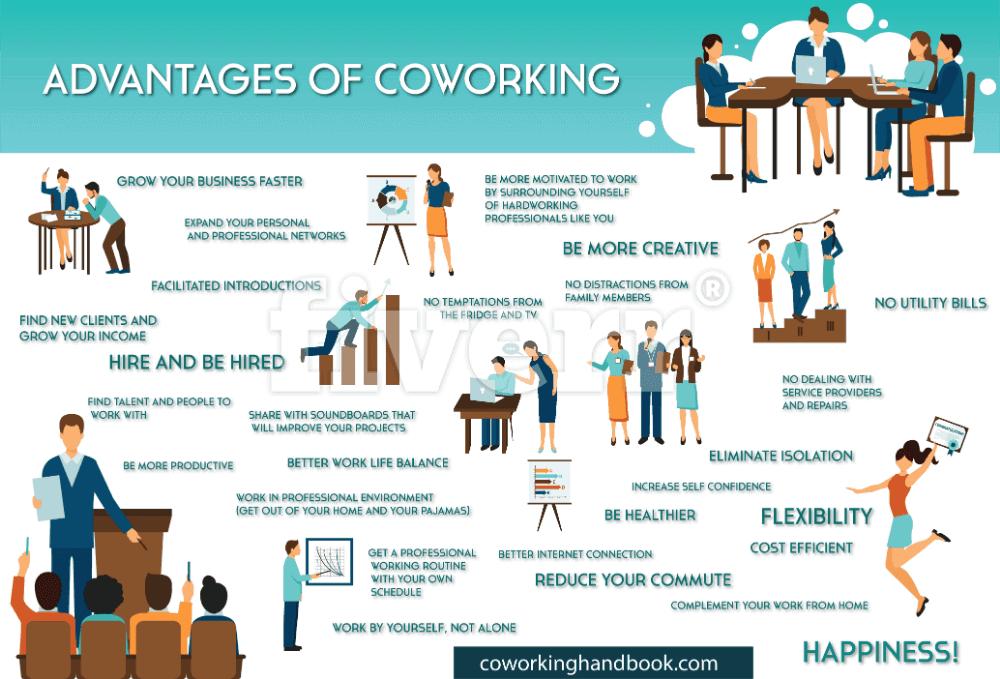 Las-5-mayores-ventajas-del-coworking